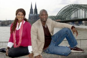 German TV stars with roots in Ghana