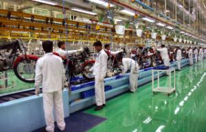 Motorcycle production in India: recent IMF reforms benefit rising economic powers