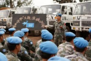 Chinese engineers in the UN-peacekeeping forces: missions need more civil personnel