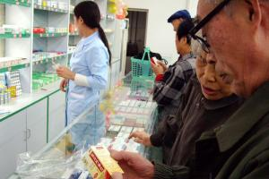 Affordable medication reduces poverty: Chinese pharmacy