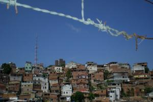 "The ""informal"" city is unknown to the outside world: a favela in Salvador"