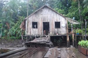 Almost 25 million people live in the Amazon region. Their livelihoods rely on an intact rainforest