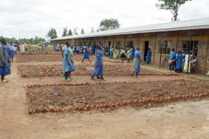 In the long run, Rwanda's government wants to manage without donors' aid: school near Kigali built by UNICEF