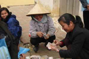 Credit disbursement to women in Vietnam