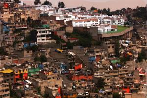 Middle income countries are struggling with income disparities: Mexico city