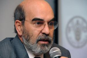 Graziano da Silva is the FAO's new head