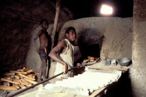 """Processing farm produce in rural areas would offer opportunities for creating additional jobs."" Baking baguettes in Mali"