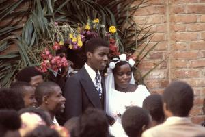 A wedding in Burundi in 2007
