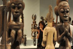 China's interest in Africa is growing: exhibition of African art in Beijing this spring