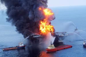 """In regard to the  Deepwater Horizon disaster, the question is what will Mexico do if another oil spill happens?"""