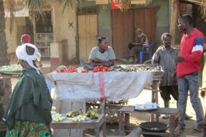 Small traders in Tanzania