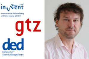 Jose Fernando Arns' views on merger of GTZ, DED and InWEnt
