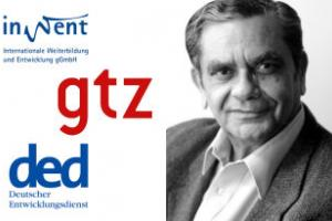 Jagdish Bhagwati's views on reform of German development agencies