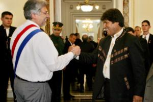 Despite Morales' referendum victory, Bolivia remains split